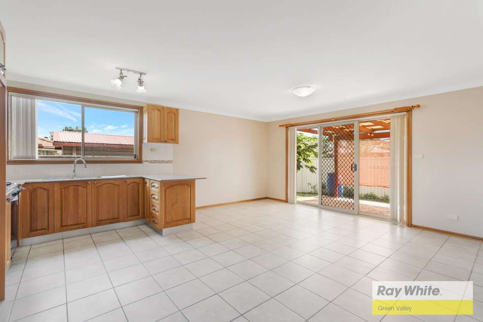 Fifth view of Homely house listing, 13a Snapper Close, Green Valley NSW 2168