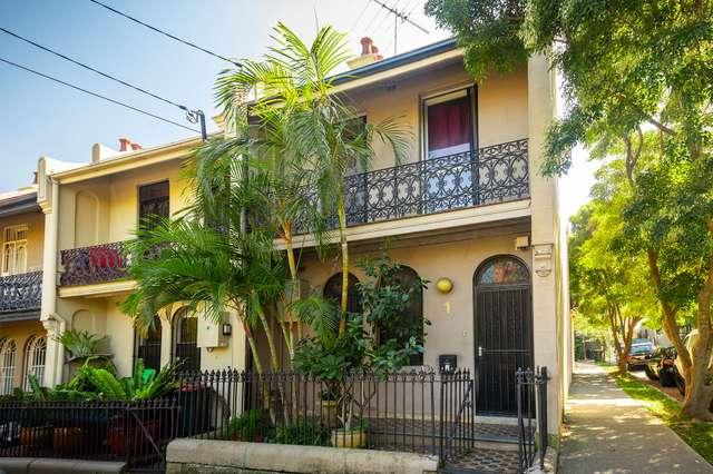 1 Margaret Street, Newtown NSW 2042