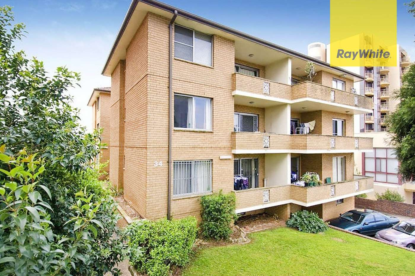 Main view of Homely unit listing, 12/34 Great Western Highway, Parramatta NSW 2150