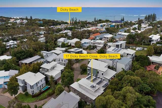 17 Dicky Beach Close, Dicky Beach QLD 4551