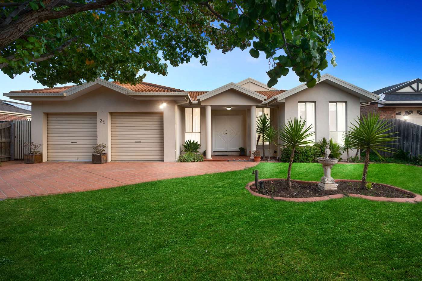 Main view of Homely house listing, 21 Southbank Walk, Taylors Hill VIC 3037