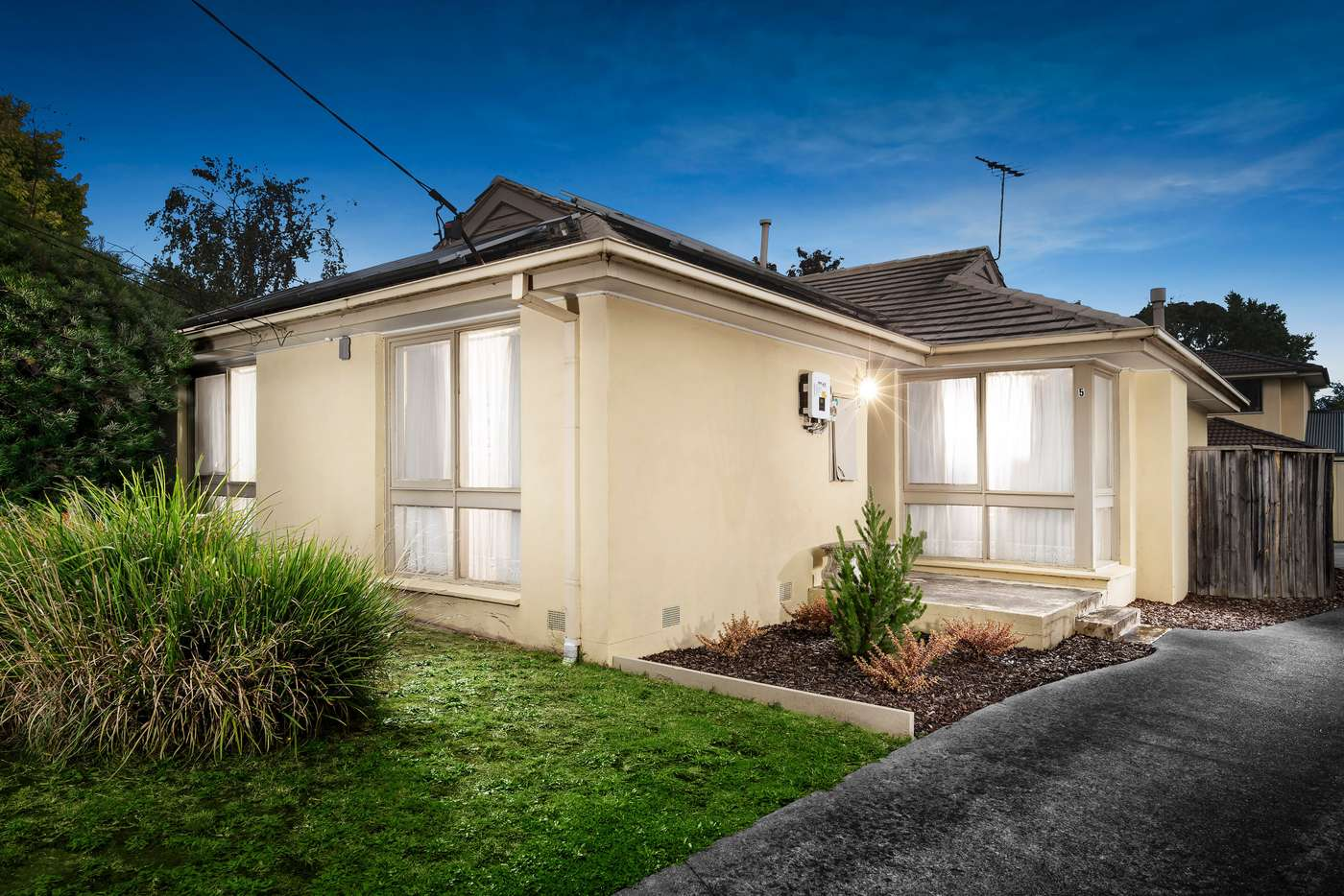 Main view of Homely unit listing, 1/5 Seebeck Road, Rowville VIC 3178