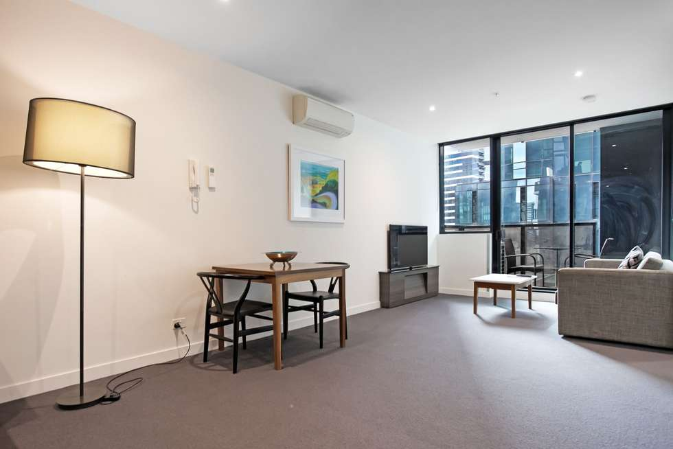 Second view of Homely apartment listing, 1205/135 City Road, Southbank VIC 3006