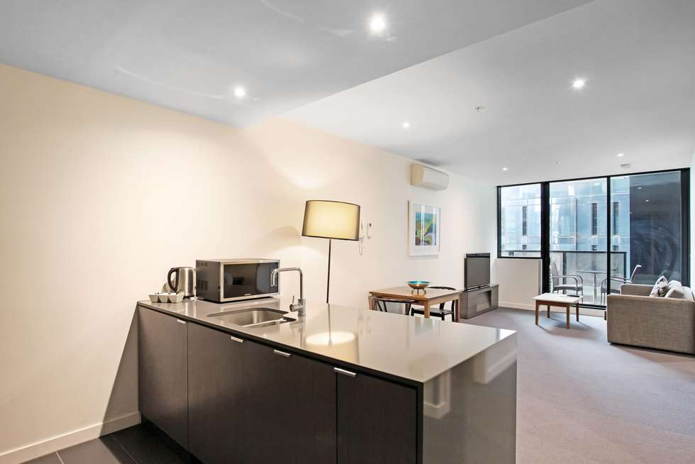 Third view of Homely apartment listing, 1205/135 City Road, Southbank VIC 3006