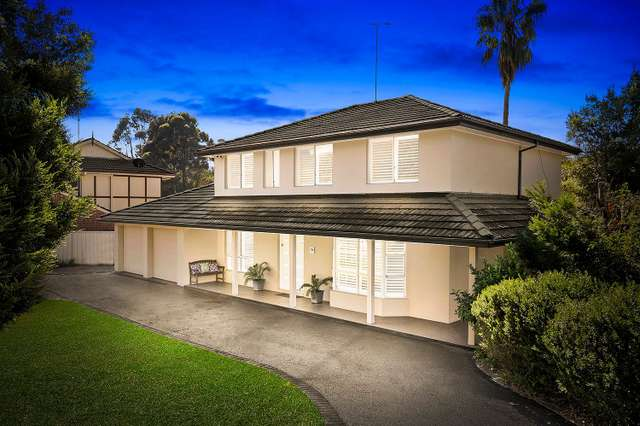 196 Ridgecrop Drive, Castle Hill NSW 2154