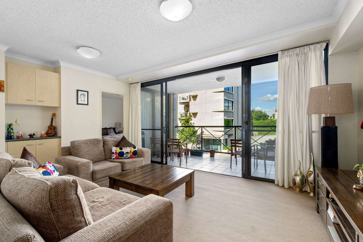 Main view of Homely unit listing, 223/100 Bowen Terrace, Fortitude Valley QLD 4006