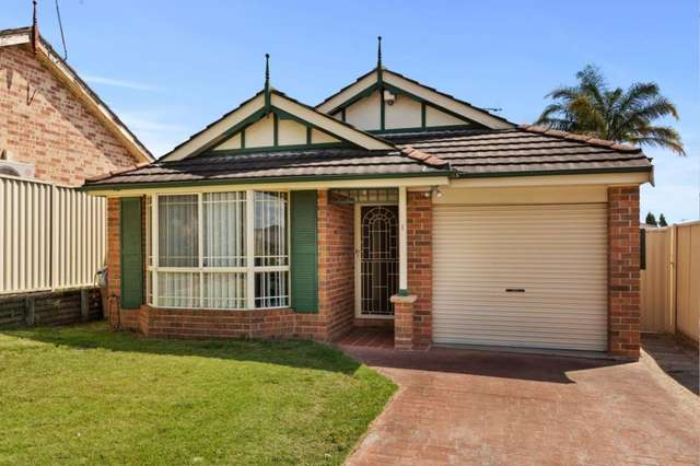 1 Gerlee Place, Quakers Hill NSW 2763