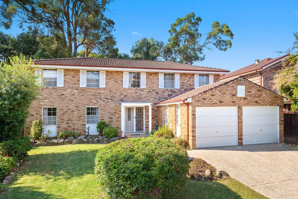 Second view of Homely house listing, 18 Eucalyptus Drive, Westleigh NSW 2120