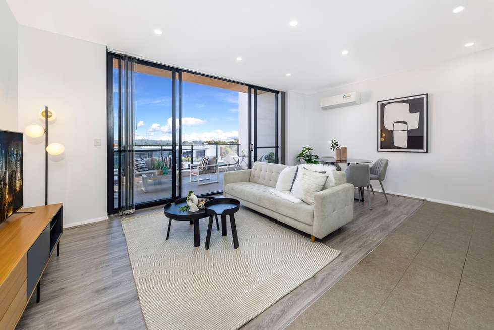 Second view of Homely apartment listing, 7075/2D Porter Street, Ryde NSW 2112