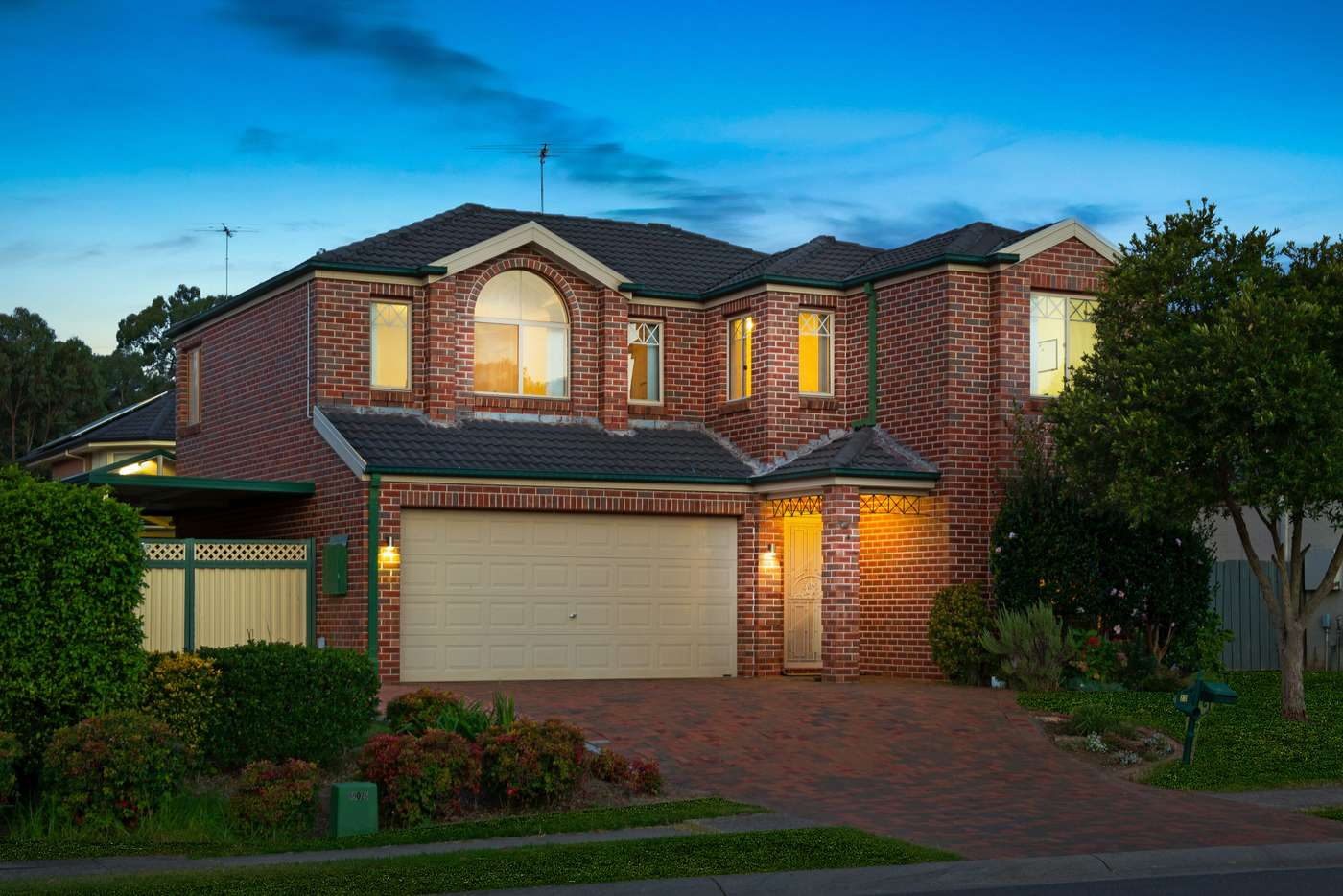 Main view of Homely house listing, 23 Millcroft Way, Beaumont Hills NSW 2155