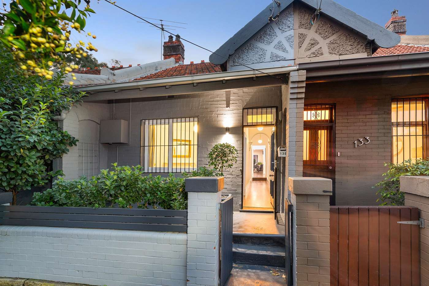 Main view of Homely house listing, 135 Stanmore Road, Stanmore NSW 2048