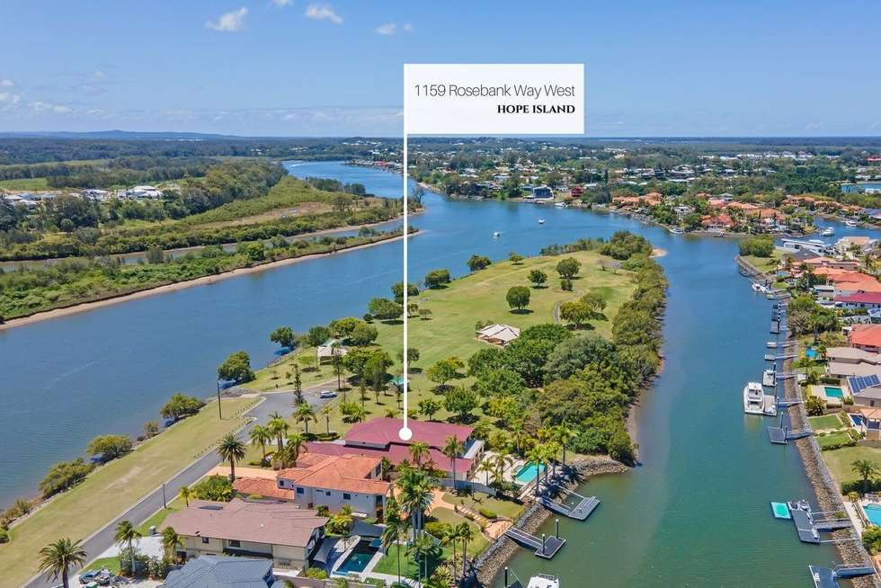 Third view of Homely house listing, 1159 Rosebank Way West, Hope Island QLD 4212