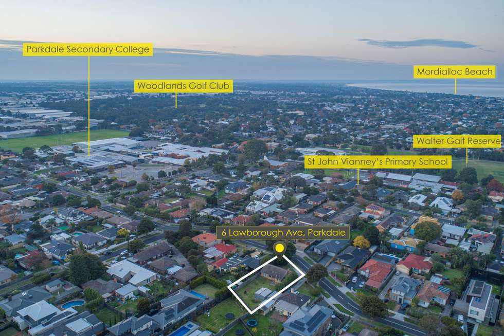Third view of Homely house listing, 6 Lawborough Avenue, Parkdale VIC 3195