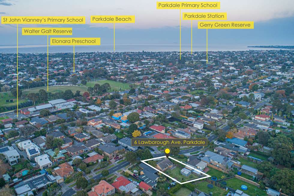 Fourth view of Homely house listing, 6 Lawborough Avenue, Parkdale VIC 3195