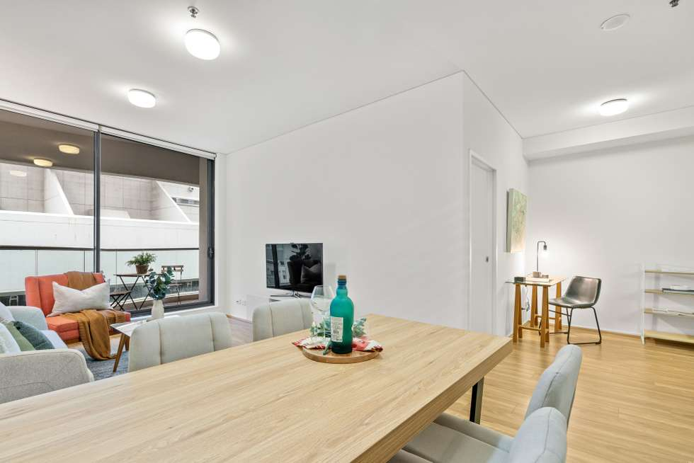 Third view of Homely apartment listing, 11/91 Goulburn Street, Haymarket NSW 2000