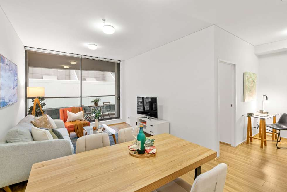 Fourth view of Homely apartment listing, 11/91 Goulburn Street, Haymarket NSW 2000