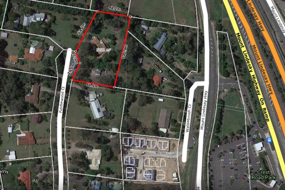 Third view of Homely house listing, 23 - 27 Fiddlewood Court, Park Ridge QLD 4125