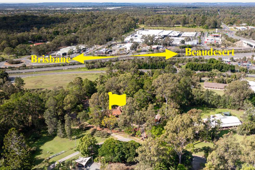 Fourth view of Homely house listing, 23 - 27 Fiddlewood Court, Park Ridge QLD 4125