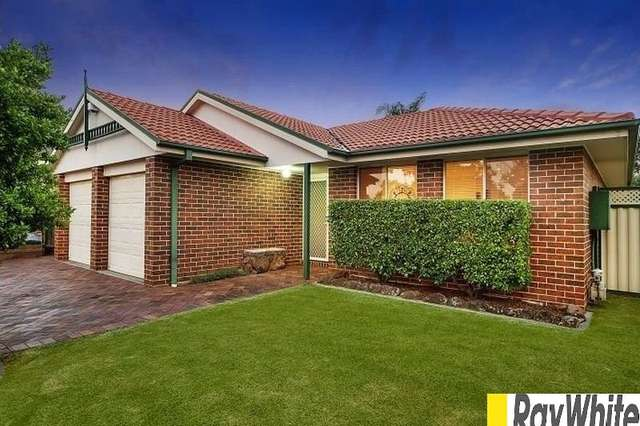 10 Majestic Drive, Stanhope Gardens NSW 2768