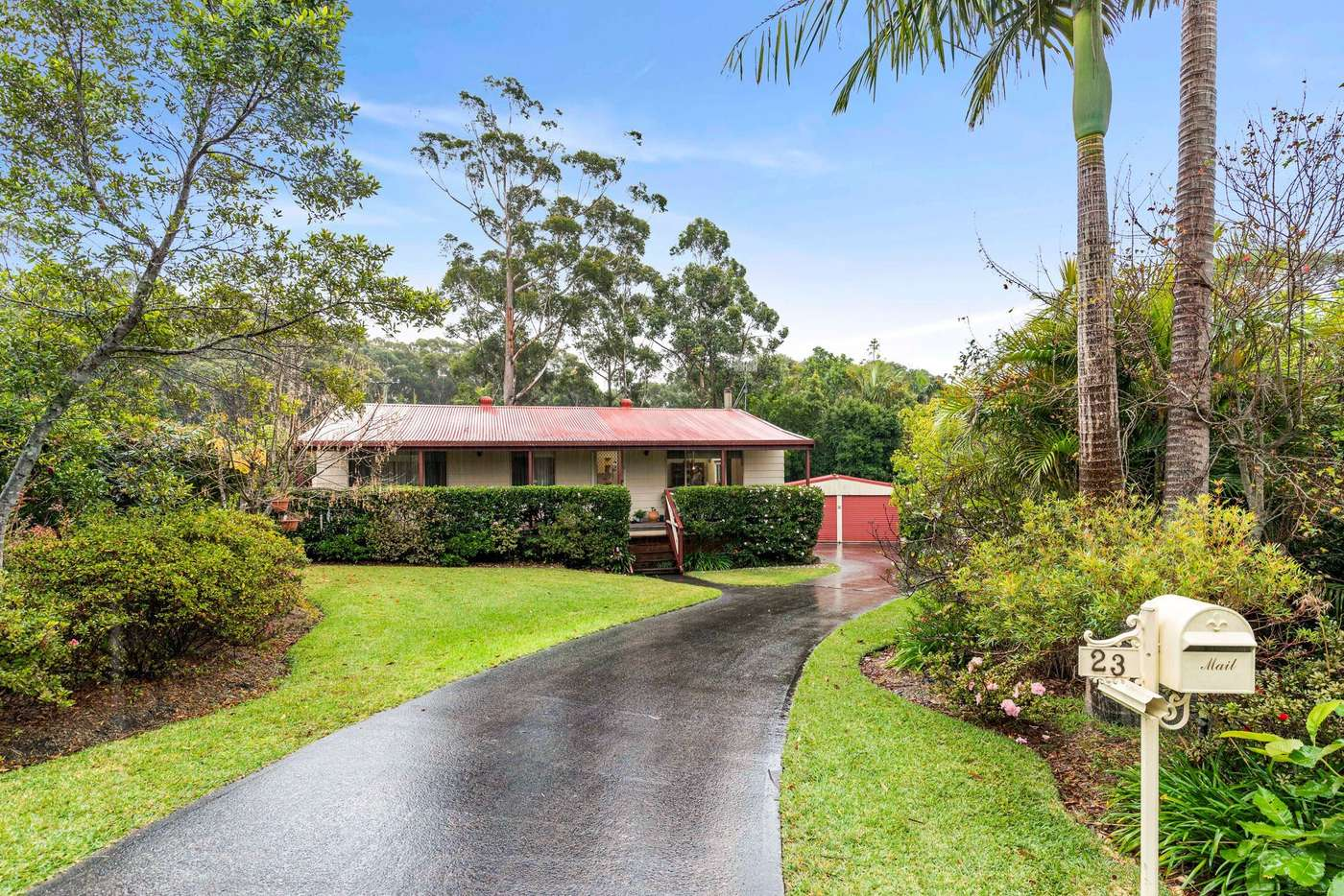 Main view of Homely house listing, 23 Mercury Drive, Lake Tabourie NSW 2539