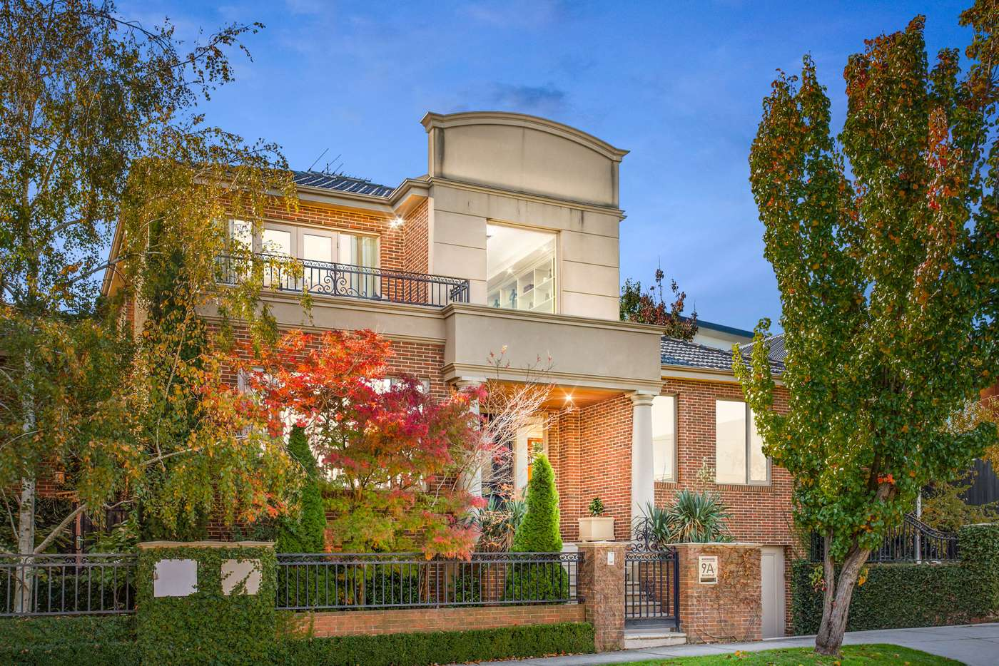 Main view of Homely house listing, 9a Mowbray Street, Hawthorn East VIC 3123