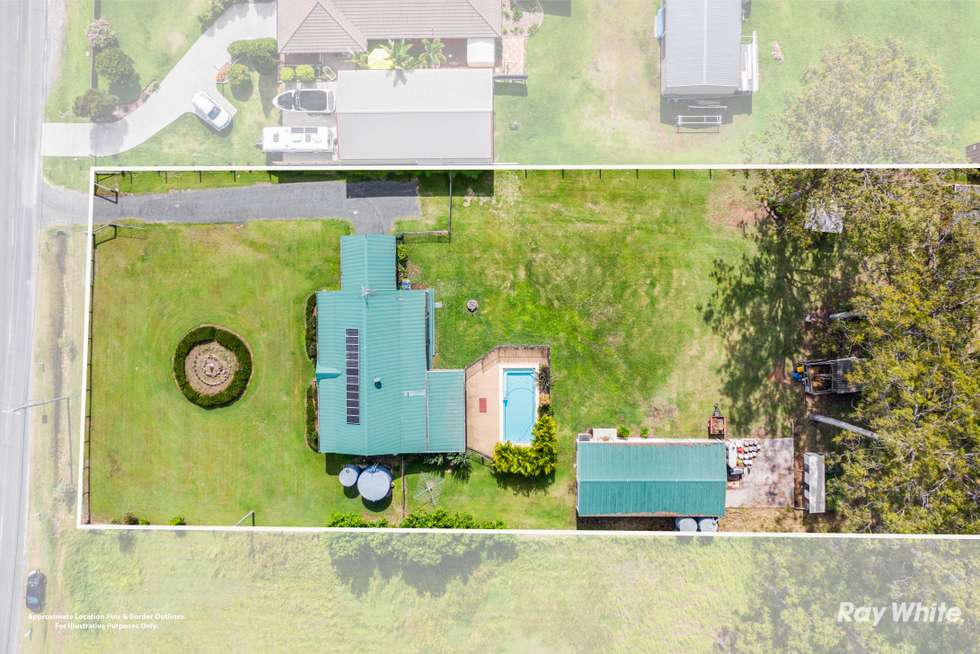 Second view of Homely house listing, 239-241 Orion Road, Cedar Vale QLD 4285