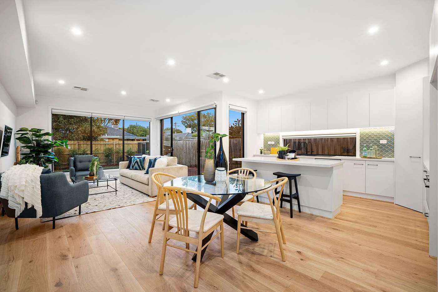 Main view of Homely townhouse listing, 20a Fiddes Street, Moorabbin VIC 3189