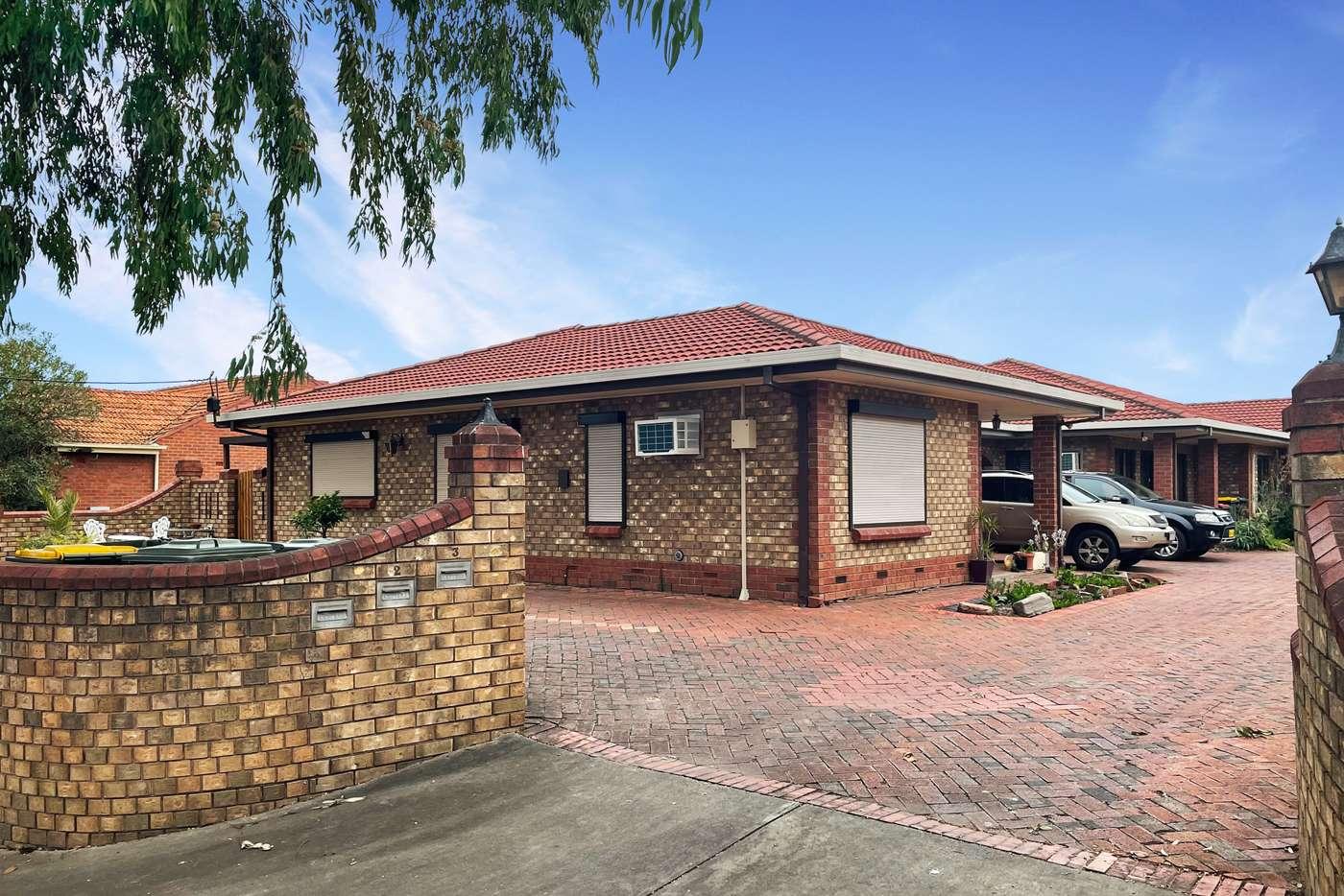 Main view of Homely unit listing, 3/453 Payneham Road, Felixstow SA 5070