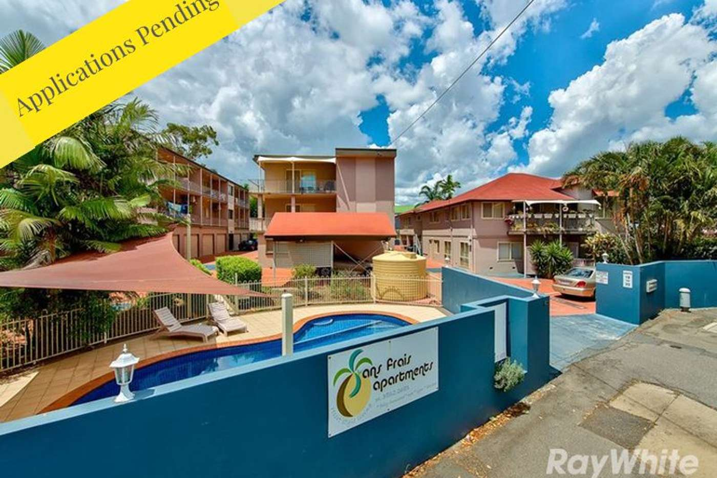 Main view of Homely unit listing, 13/483 Sandgate Road, Albion QLD 4010