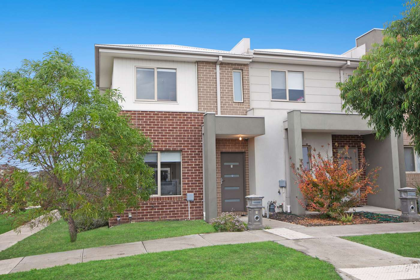Main view of Homely townhouse listing, 1 Birchmore Road, Wollert VIC 3750