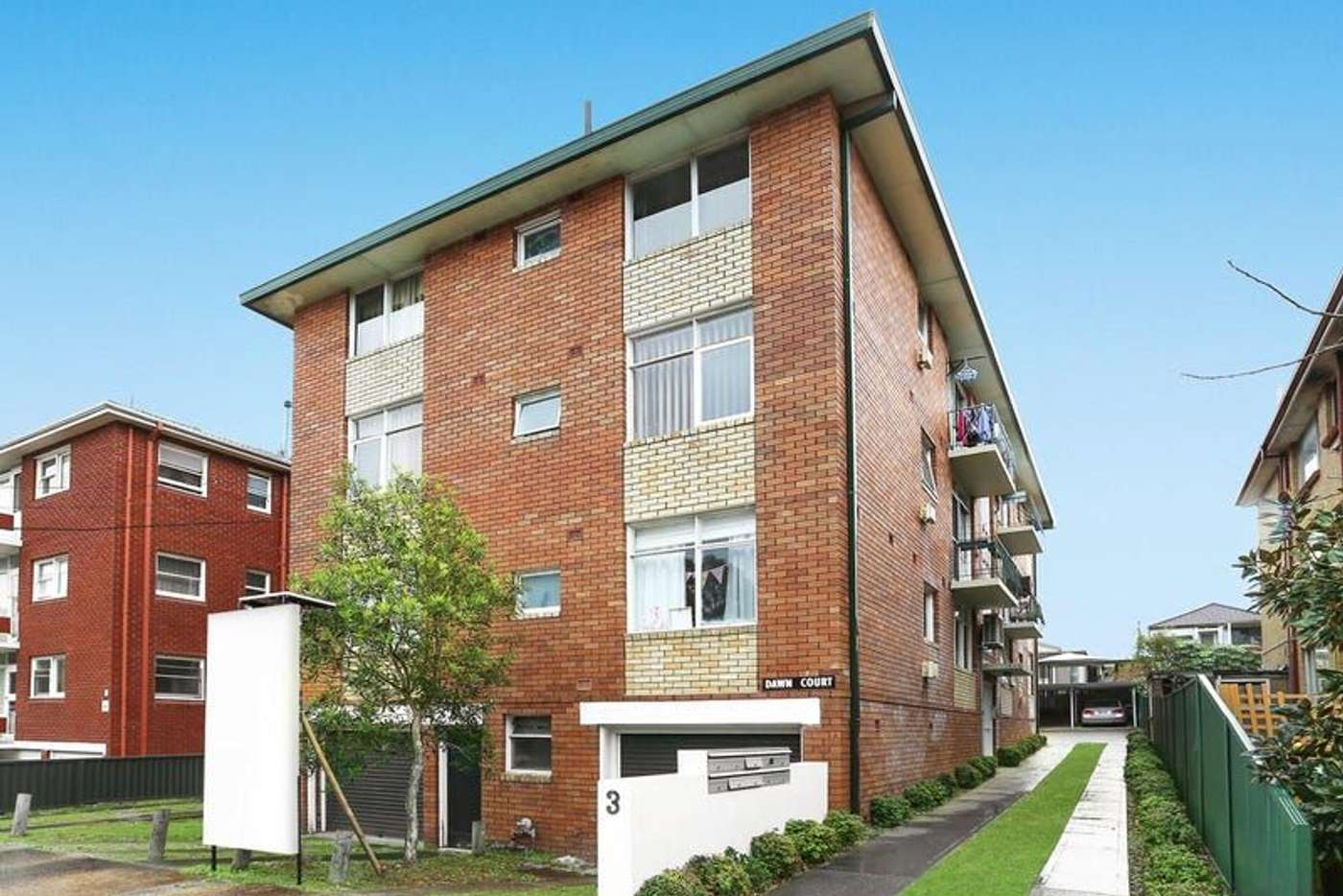 Main view of Homely unit listing, 7/3 Flack Avenue, Hillsdale NSW 2036