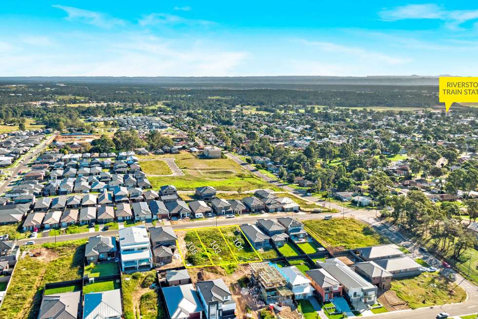 Fourth view of Homely residentialLand listing, 101 McCulloch Street, Riverstone NSW 2765