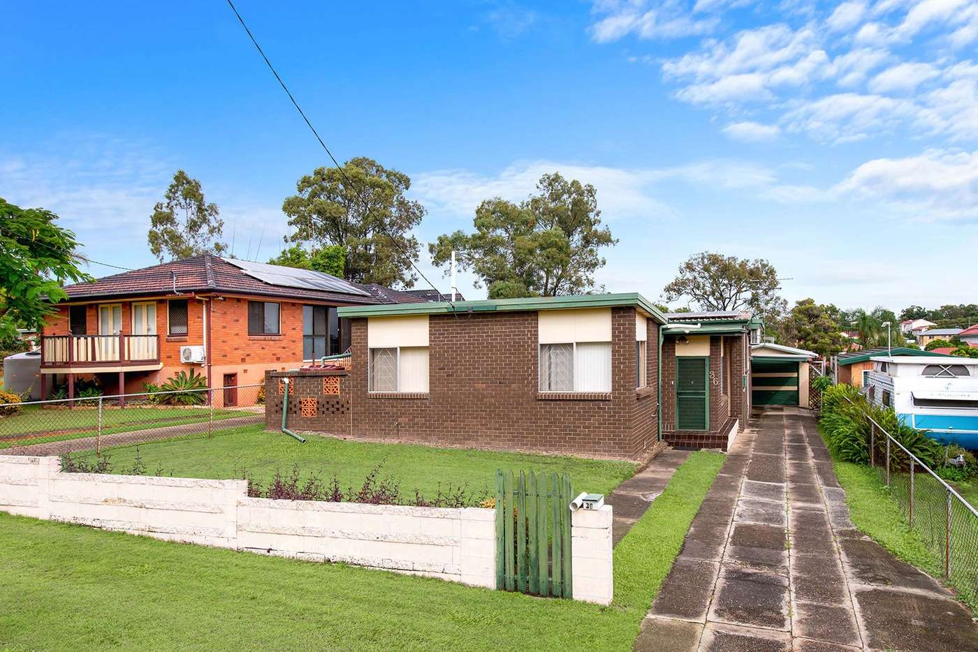 Main view of Homely house listing, 36 Rowe Terrace, Darra QLD 4076