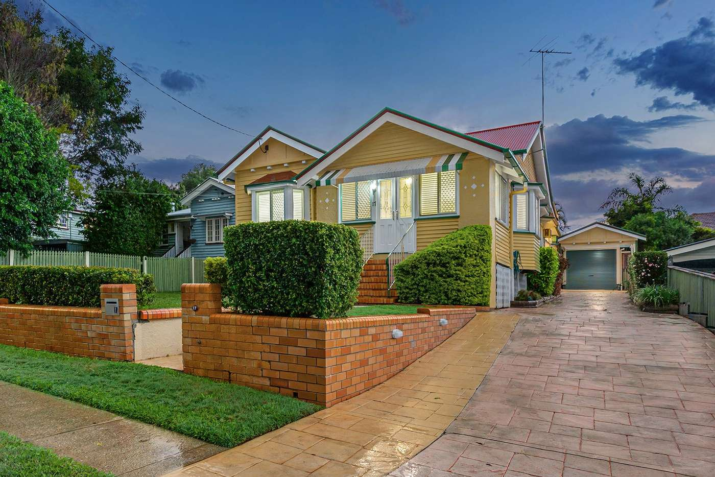 Main view of Homely house listing, 17 Goodwin Terrace, Moorooka QLD 4105