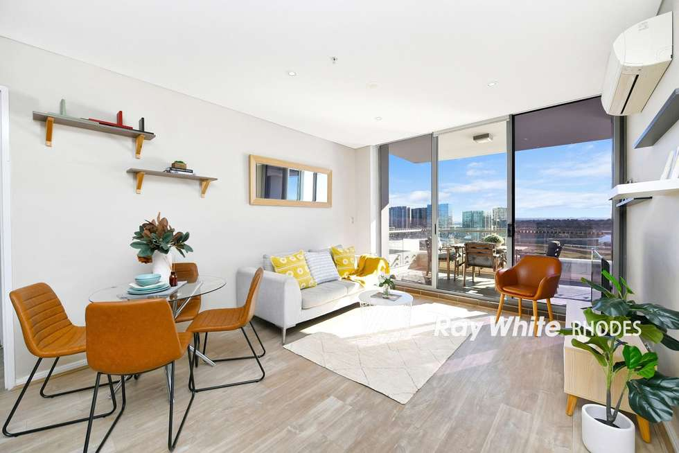 Third view of Homely apartment listing, 1408/87 Shoreline Drive, Rhodes NSW 2138