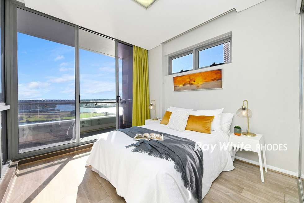 Fourth view of Homely apartment listing, 1408/87 Shoreline Drive, Rhodes NSW 2138