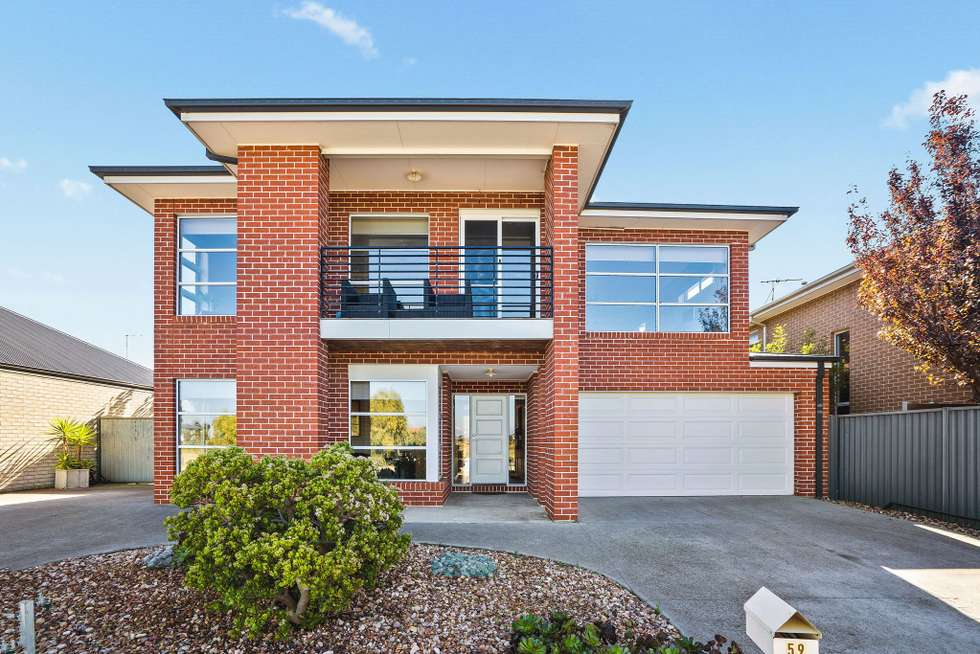 Third view of Homely house listing, 59 Westlakes Boulevard, Lara VIC 3212