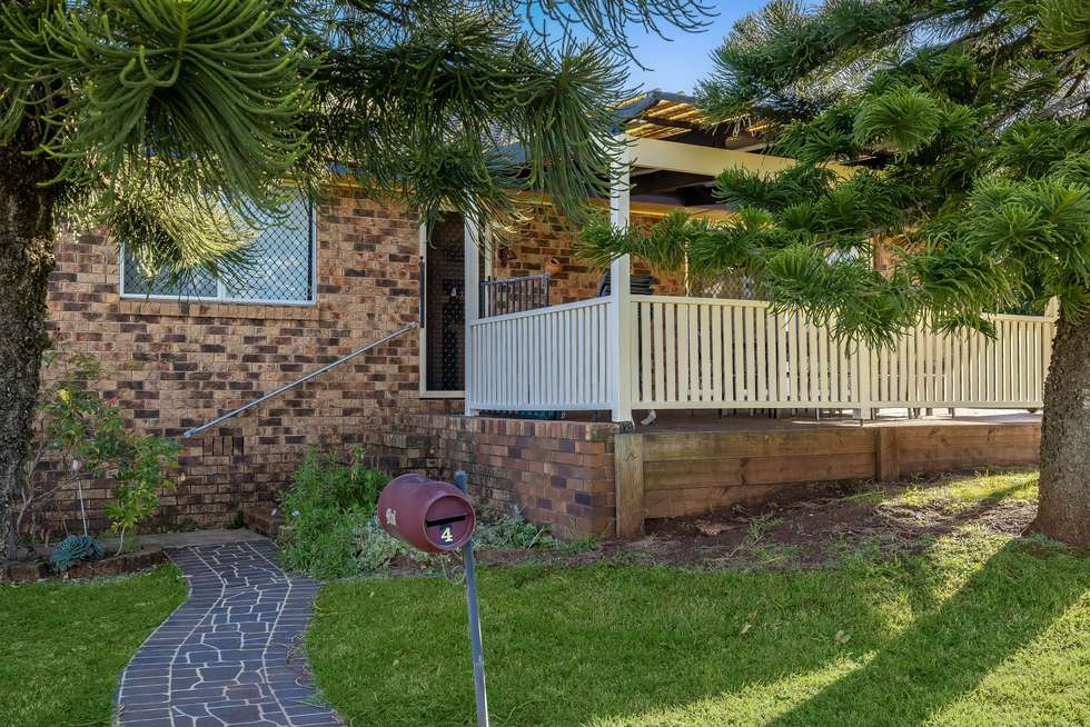 Third view of Homely house listing, 4 Traminer Drive, Wilsonton Heights QLD 4350
