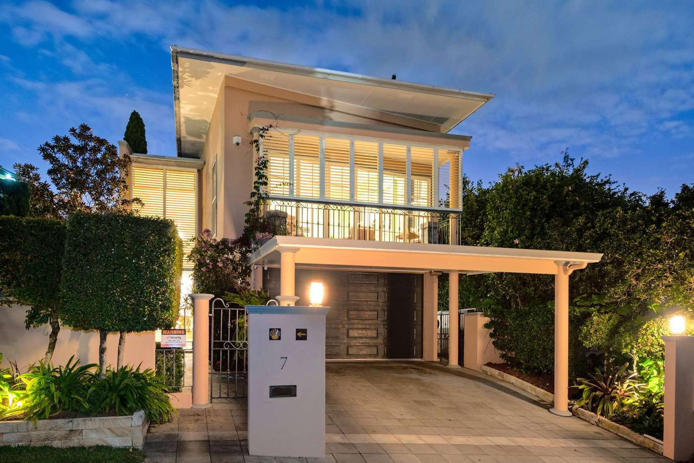 Main view of Homely house listing, 7 Apex Street, Clayfield QLD 4011