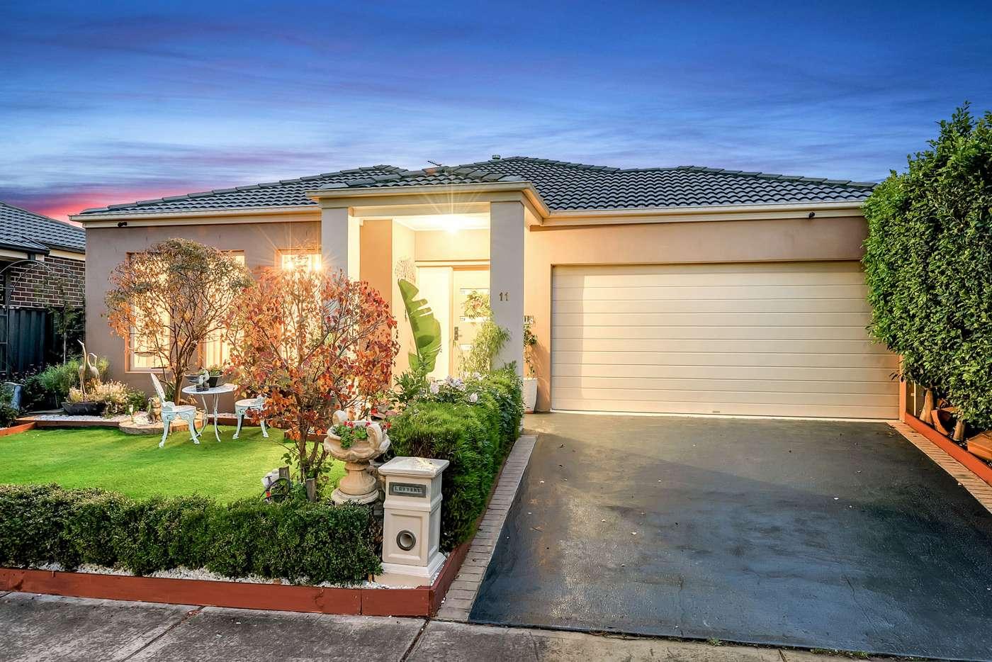 Main view of Homely house listing, 11 Fairhaven Boulevard, Craigieburn VIC 3064