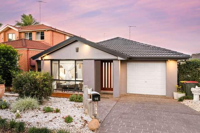 16 Vinegar Hill Road, Kellyville Ridge NSW 2155