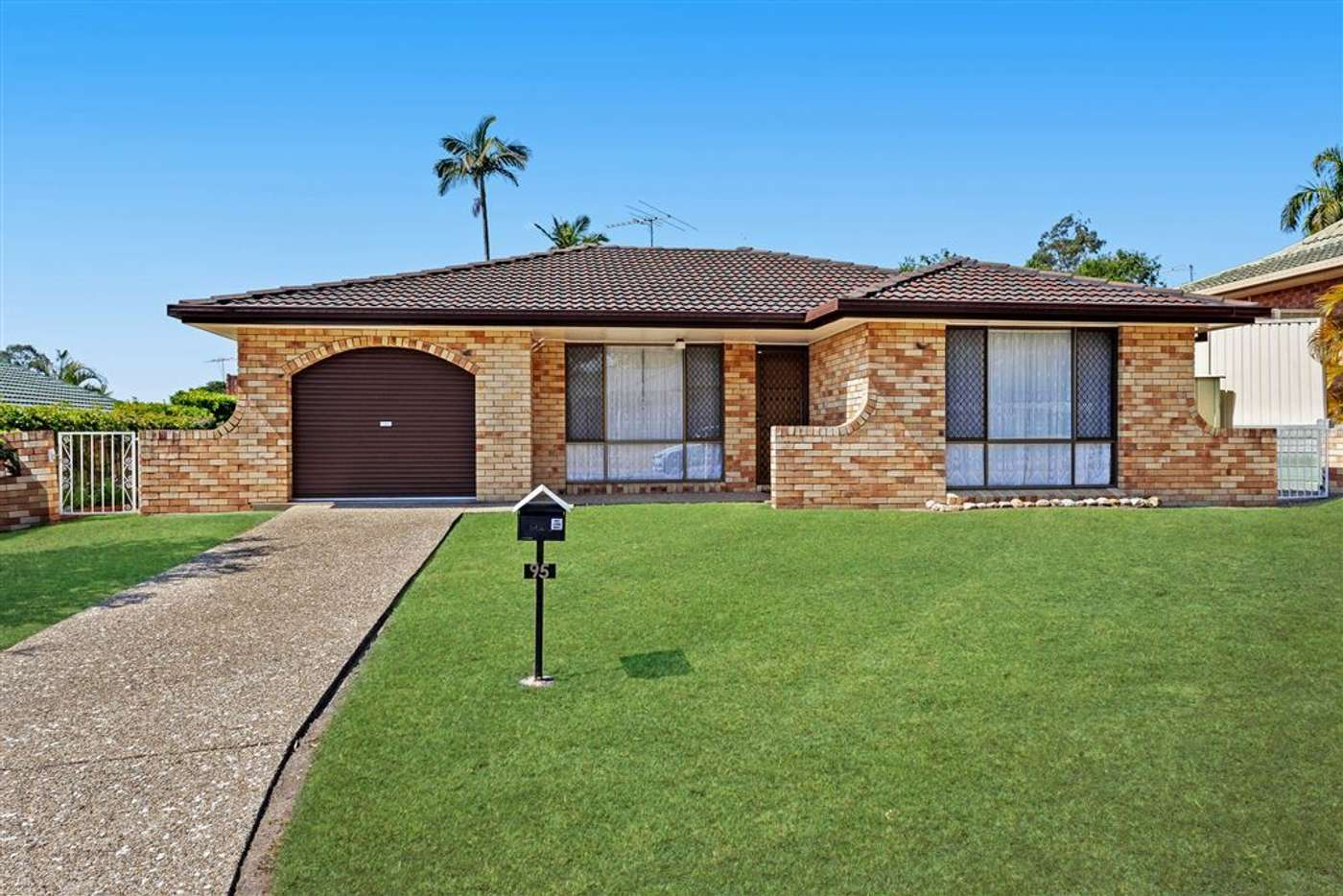 Main view of Homely house listing, 95 Hazelton Street, Riverhills QLD 4074