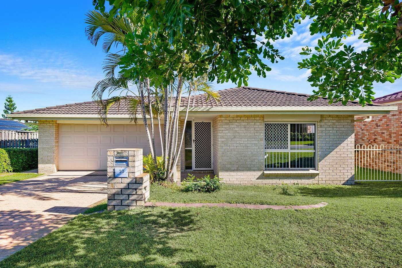 Main view of Homely house listing, 10 Beauchamp Street, Seventeen Mile Rocks QLD 4073
