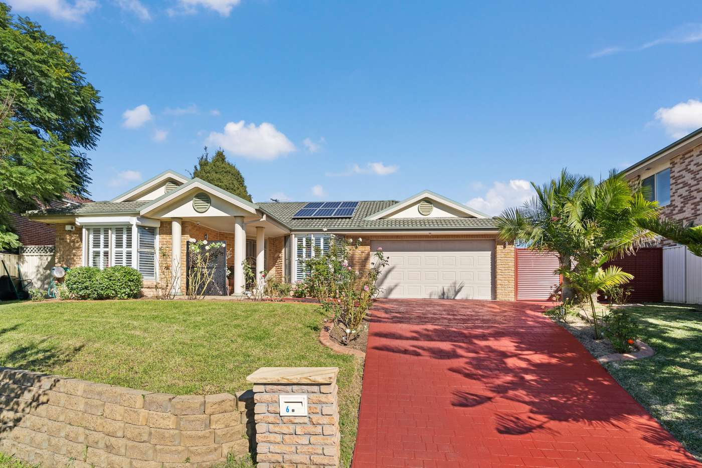 Main view of Homely house listing, 6 Salisbury Court, West Hoxton NSW 2171