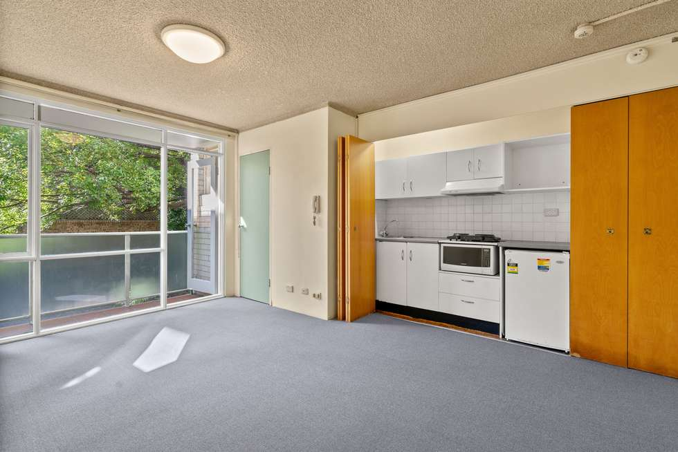 Second view of Homely studio listing, 18/51 Hereford Street, Glebe NSW 2037