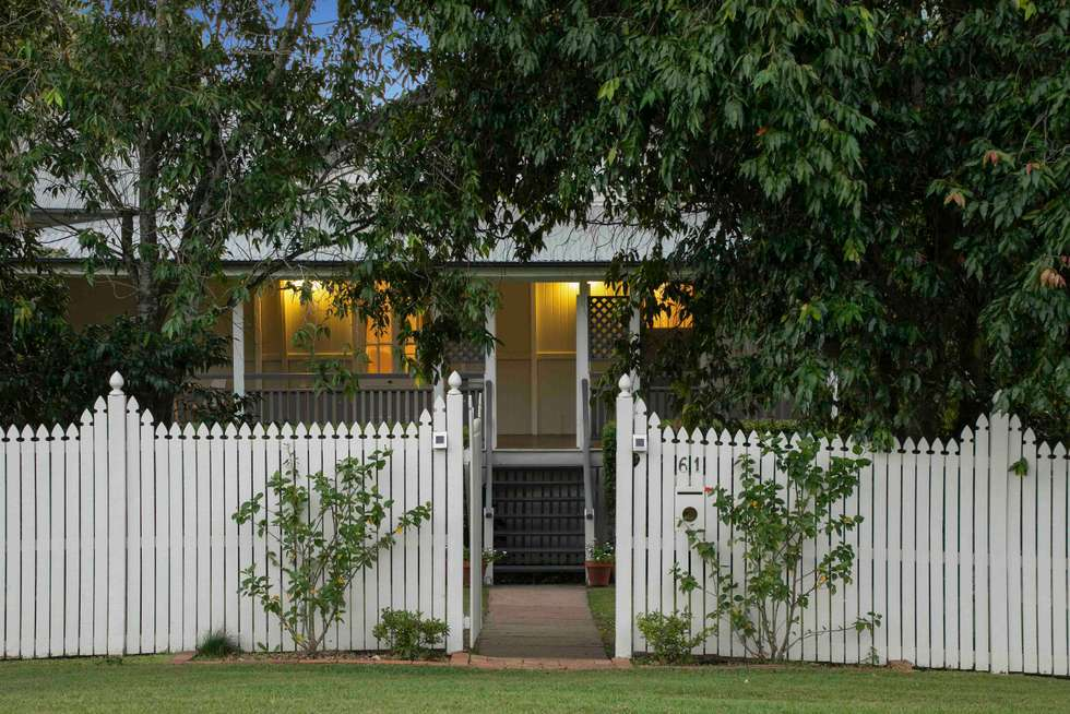 Second view of Homely house listing, 61 Menin Road, Corinda QLD 4075