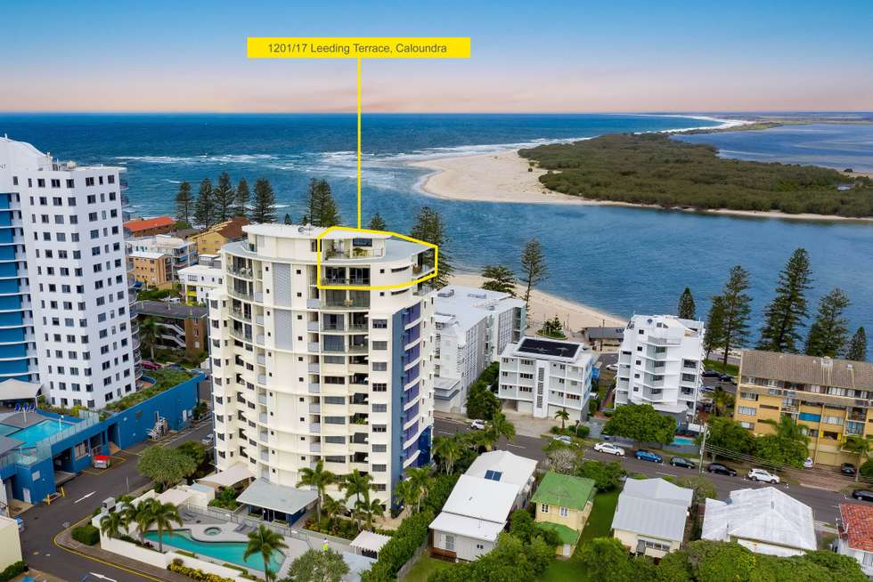 Second view of Homely unit listing, Unit 1201/17 Leeding Terrace, Caloundra QLD 4551