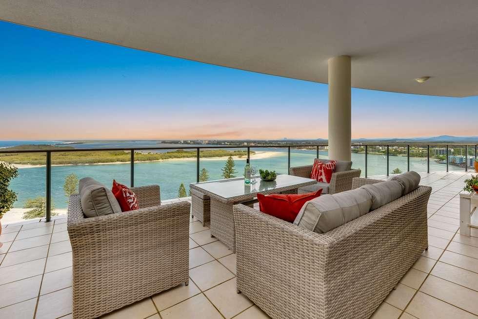 Third view of Homely unit listing, Unit 1201/17 Leeding Terrace, Caloundra QLD 4551