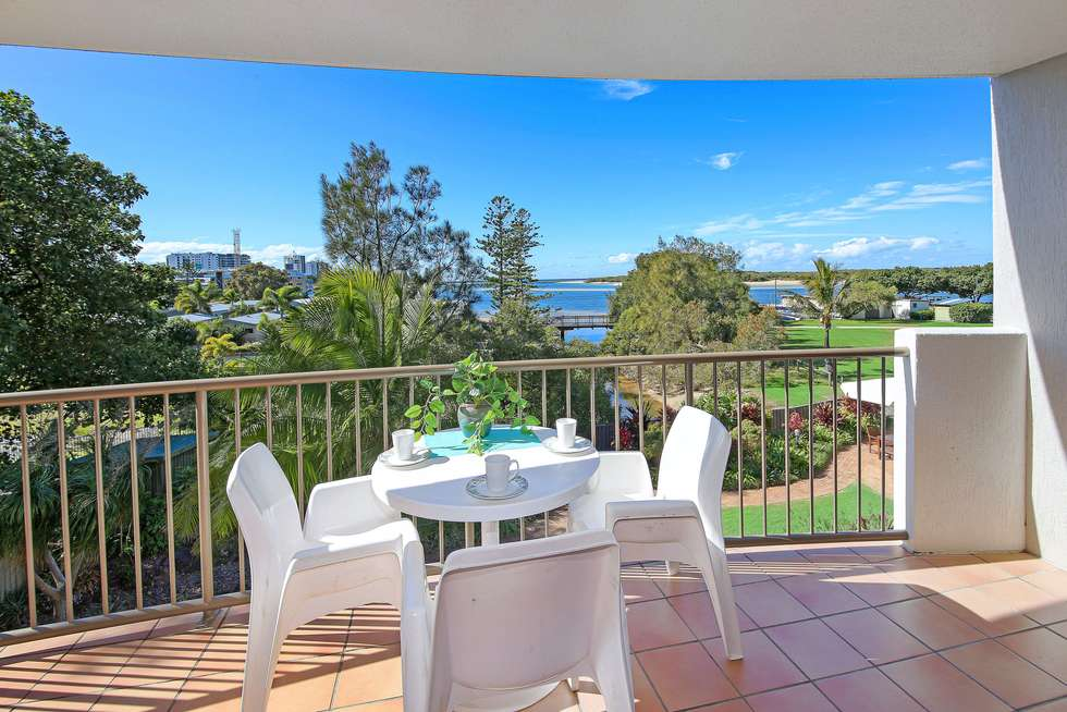 Third view of Homely unit listing, Unit 7/3 Landsborough Parade, Golden Beach QLD 4551