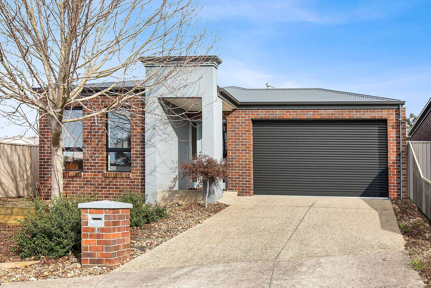Main view of Homely house listing, 10 Muller Court, Mount Clear VIC 3350